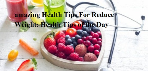 Now You should purchase An App That is Made For Health Tips